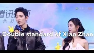 Xiao Zhan &Wang Yibo[ENG SUB CC]: Xiao Zhan's double standard.