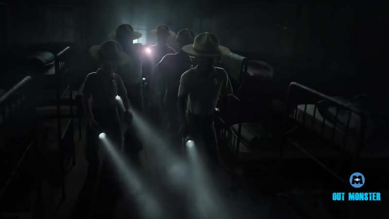 Отрывок из фильма Корпорация монстров где салливан пугает взрослых людей