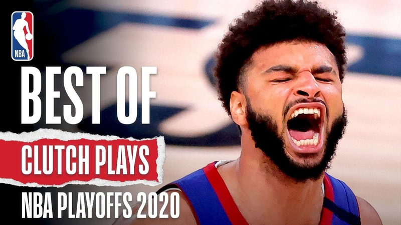 The BEST Clutch Plays From The 2020 NBA Playoffs