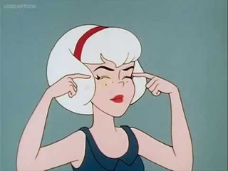"""Sabrina, the Teenage Witch - """"Will the Real Weatherbee Stand Up""""/""""Caveman"""" - 1971"""