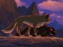 Балто-2. Добрый мультфильм о животных. США.