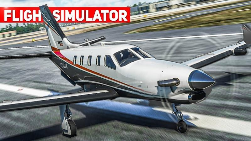 FLIGHT SIMULATOR 2 Flugzeug über Deutschland IFR Flug von Bremen nach Hamburg Flug Simulator