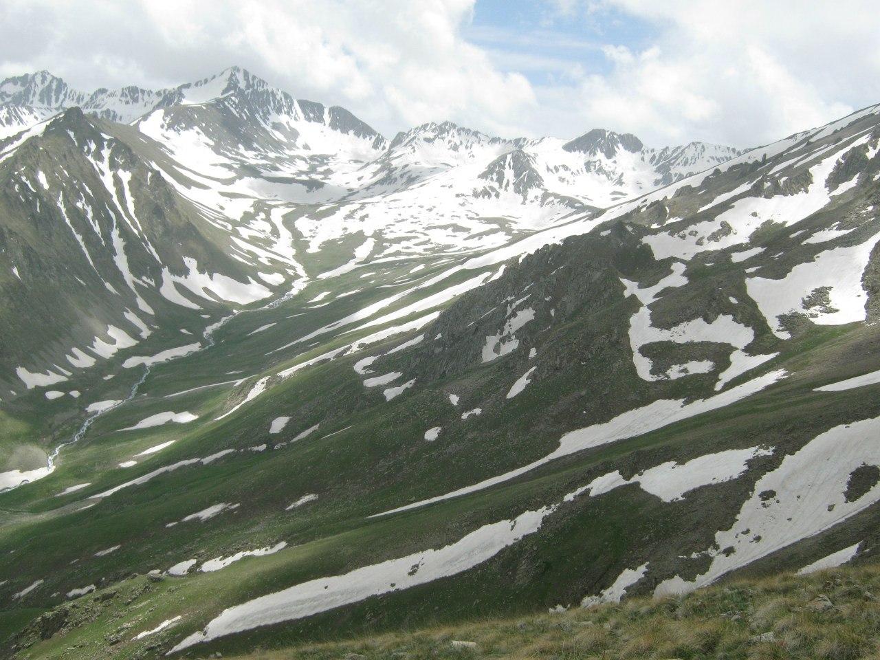Близ горы Капуджух