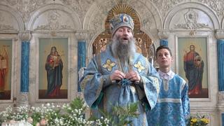 Проповедь епископа Гурия на Благовещение Пресвятой Богородицы