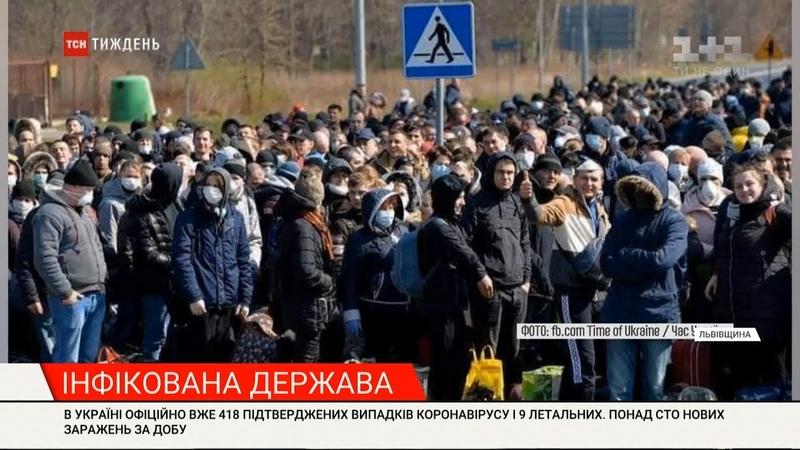 Понад 100 нових заражень за добу як регіони України вірус випробовує особливо жорстко