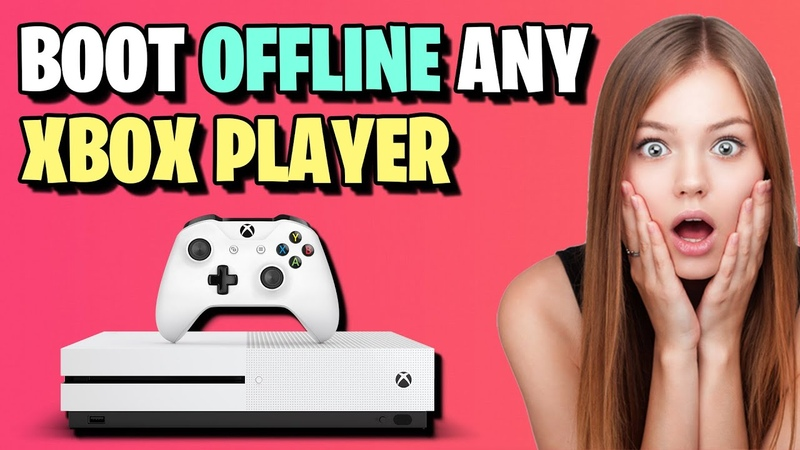 How To Boot Someone Offline On Xbox One 🎮 Boot Any Xbox Player Offline 🎮 With Phone in 2020