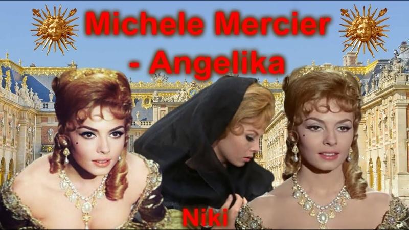 Michele Mercier Angelika Мишель Мерсье Анжелика исп Margaux Avril