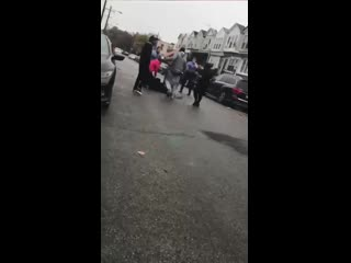 Yesterday another violent black man with a knife gets himself shot by cops. This time in Philadelphia ...