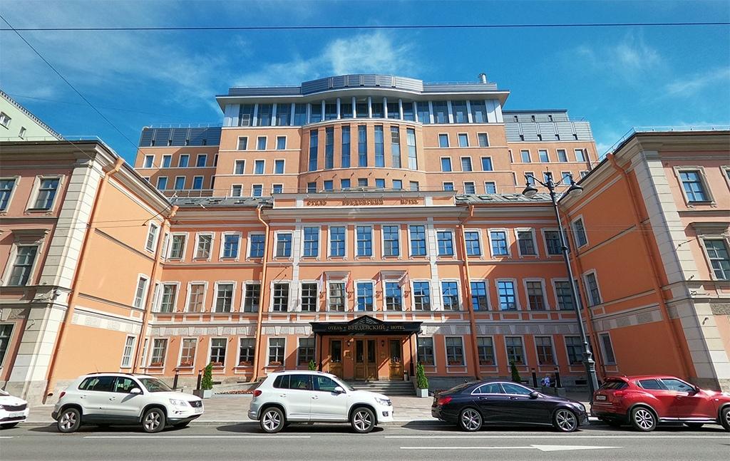 Отель Введенский, Петроградка 2020