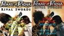 Prince of Persia 3 Rival Swords PSP PPSSPP HD Прохождение 4 Arena Dark Alley Tower Bonus