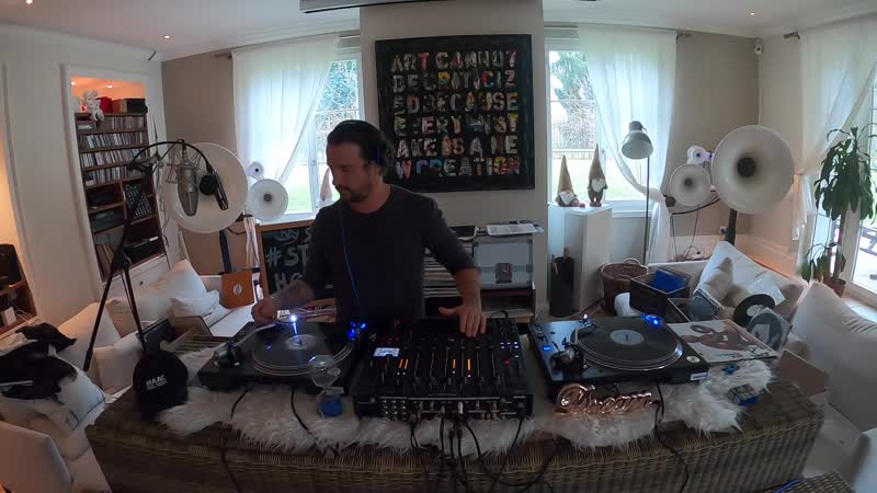 Luciano Live @ Living Room Series 9 23 03 2020