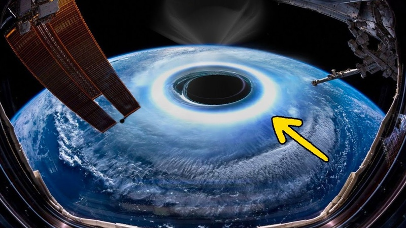 Шокирующие Кадры За Пределами Земли Международная Космическая Станция