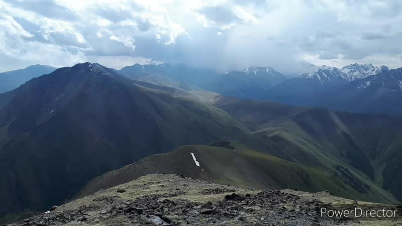 Гора Эльбаши. Гвандра 2020