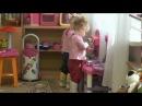 Двойняшки в детском саду первый день