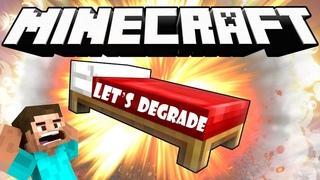 (1) LET'S DEGRADE MINECRAFT (BED WARS)
