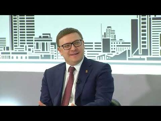 Пресс-конференция Алексея Текслера, губернатора Челябинской области