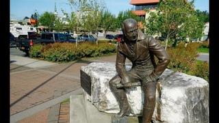 На Аляске начался демонтаж памятника Александру Баранову