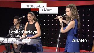 Al Otro Lado de la Música Leslie Cartaya Parte4