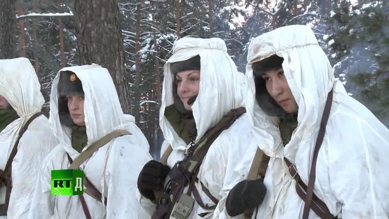 Женский батальон РГВВДКУ 27 серия