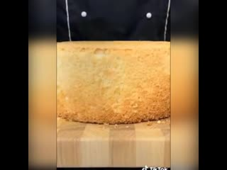 Рецепт самого идеального бисквита