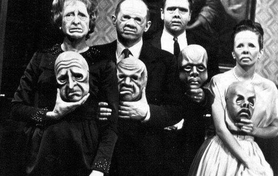 Видео к сериалу Сумеречная зона 1959 1964 Вступительные титры