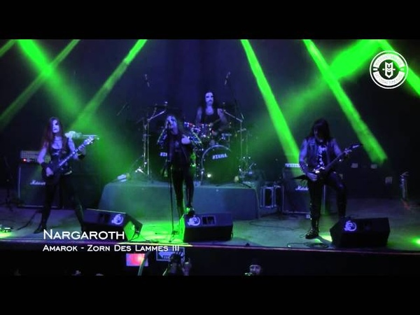 Nargaroth Amarok Zorn des Lammes Part III Café Iguana