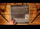 [Proclaim AV] Analog Mixer Basics (How to Use An Analog Mixer)