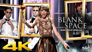 [Re-edited 4K • 50fps] Blank Space - Taylor Swift • AMAs 2014 • EAS Channel