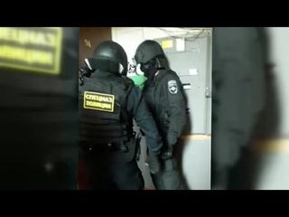Задержание подозреваемых в Ярославле