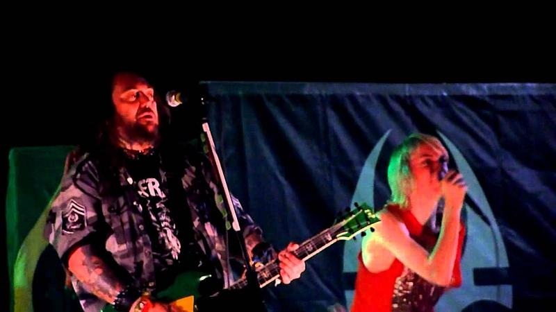 Soulfly - Revengeance - 2012-06-23 Basel, Switzerland (feat. Richie and Igor Cavalera)