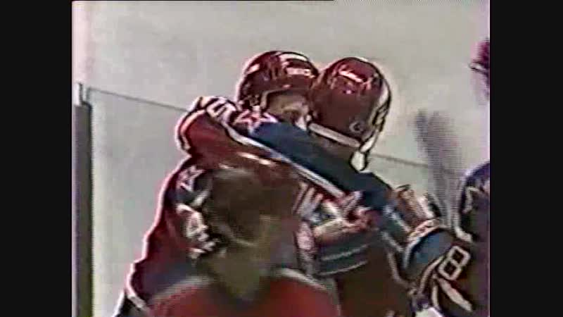 1990 09 Jan Superseries 1989 90 Philadelphia Flayers vs Red Army