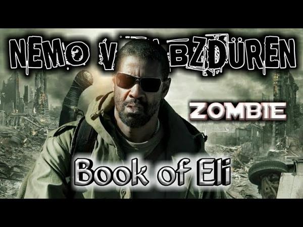 BOOK OF ELI ZOMBIE metal cover by Leo Stine Moracchioli