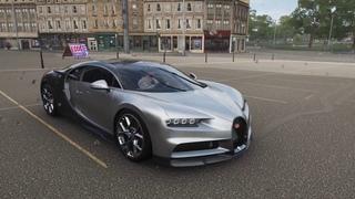 Bugatti Chiron Forza Horizon 4 Top Speed Crazy Crash