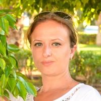 Фотография страницы Леси Нагорновой ВКонтакте