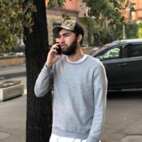 Фотография профиля Шакро Барамидзе ВКонтакте