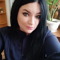 Фотография страницы Юлии Сущенко ВКонтакте