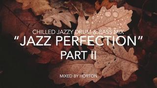"""Jazz Perfection"" (Part II) ~ Chilled Jazzy Drum & Bass Mix"