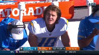 NFL 2020 Los Angeles Chargers vs Denver Broncos Full Game Week 8