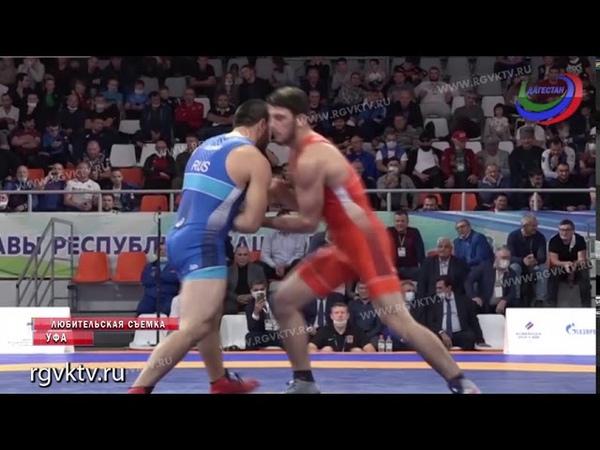 Команда Дагестана завоевала 3 медали на Кубке России по греко римской борьбе