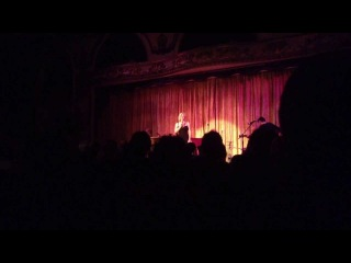 Megan Hilty at the Bay Area Cabaret 2013-- Secondhand White Baby Grand