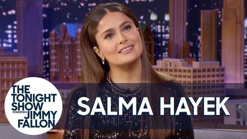 Salma HayekMassaged Tiffany Haddish's Bunioned Feet and Got Lucky