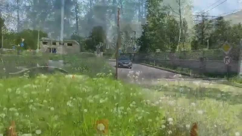 Лето автодром mp4