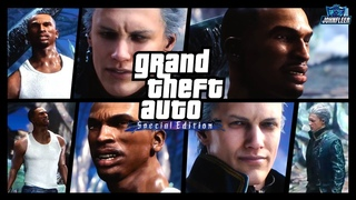 """CJ Goes to Qliphoth Tree - """"GTA: Special Edition"""" 