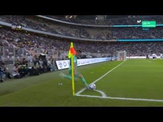 Valencia vs real madrid toni kroos goal soper copa de espana 2020