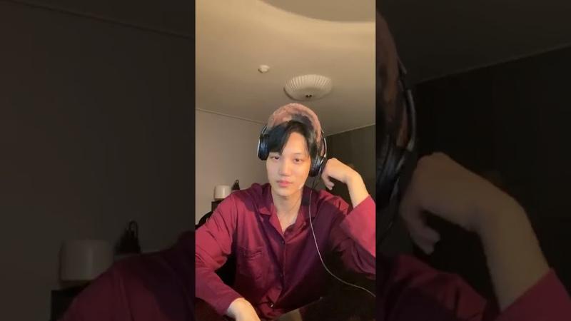 191213 ENG SUB Processing EXO KAI Instagram Live 엑소 카이 인스타 라이브 Part 1 2