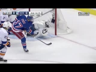 If Semyon Varlamov plays like this in the postseason, it will be a fun few months!