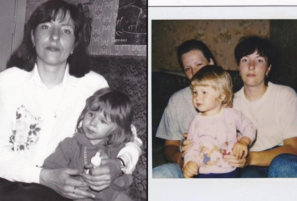 Дочь не сможет посетить похороны матери и вспоминает добрым словом по старым семейным фотографиям. Фото: СОЦСЕТИ
