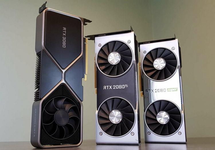 Российские интернет-магазины не услышали NVIDIA. Первые цены GeForce RTX 3080 неприятно удивляют, изображение №1