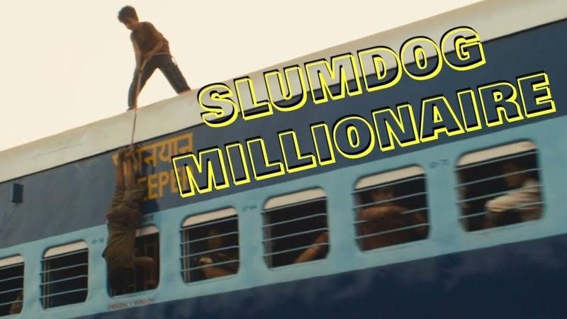 Slumdog steals baked goods Миллионер из трущоб Джамаль ворует лепёшки