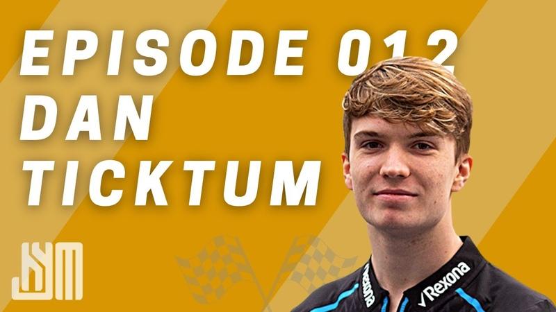 Dan Ticktum I Williams F1 Development Driver Carlin F2 The Story So Far